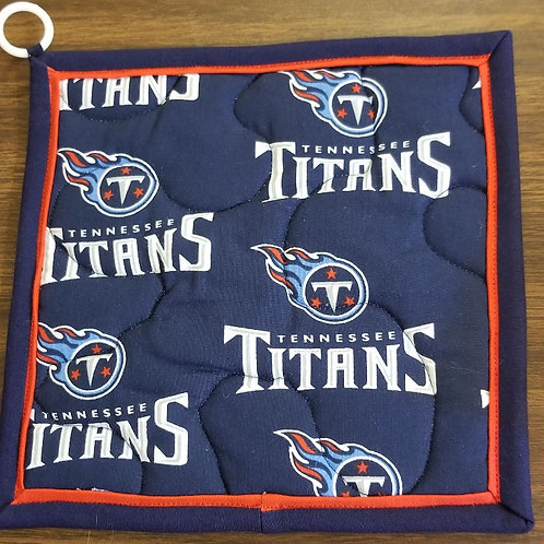 Tennessee Titans Hot Pad