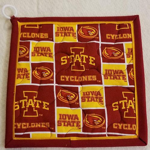 Iowa State University Cyclones Hot Pad