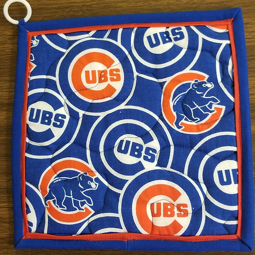 Chicago Cubs Hot Pad