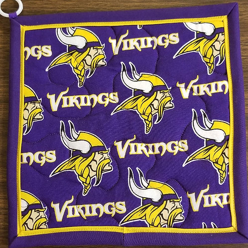 Minnesota Vikings Hot Pad