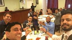 Innov8 Team & Physician Dinner