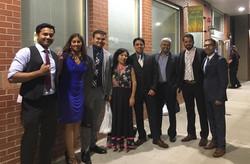 Innov8 Team, Entrepreneurs & Physicians.