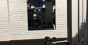 War in the weight room