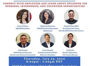 July 23,2020 - PALAD Empower Hour_ Virtu