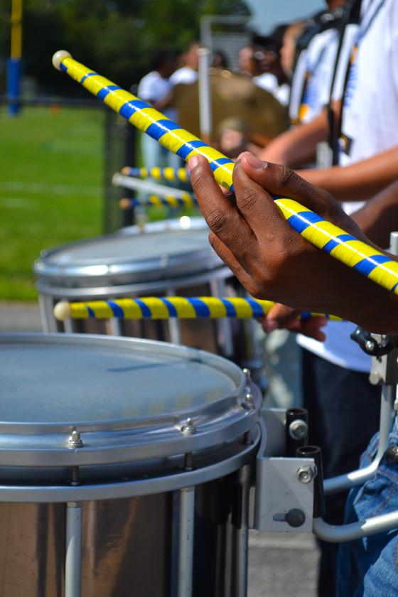 Woodwind/Brass and Drumline Info