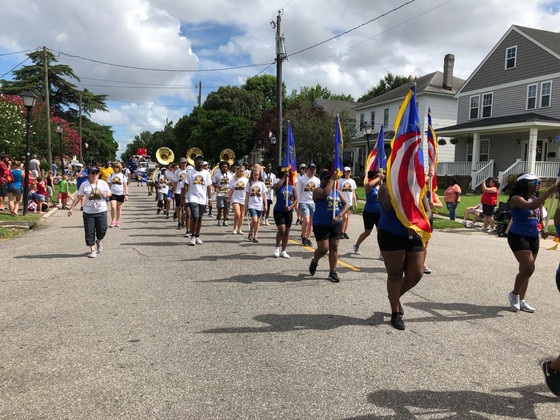 Fourth of July Parade Info + Volunteers needed