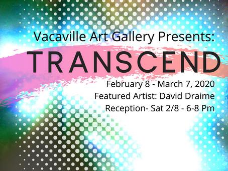 TRANSCEND featuring Visions of Angkor by Spotlight Artist David Draime opens Saturday, Feb 8, 2020