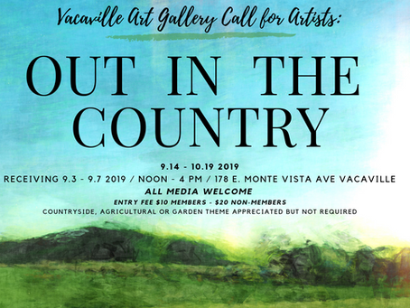 Call for Artists - Out in the Country
