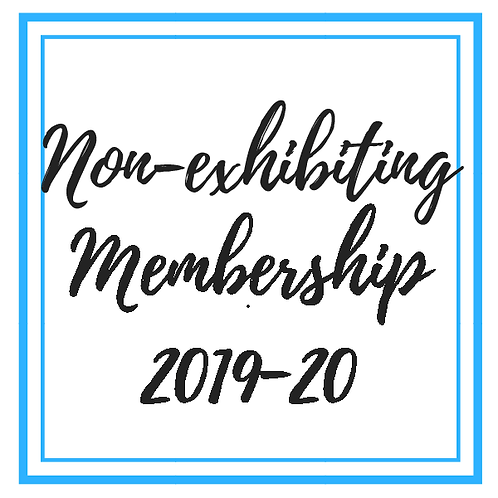 Non-Exhibiting Membership 2019-20