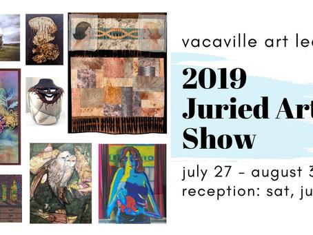 2019 Juried Art Show