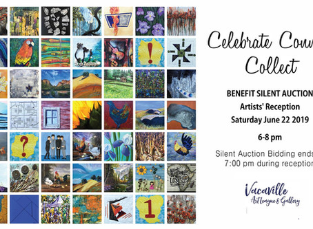 Celebrate. Connect. Collect. – Benefit Show!