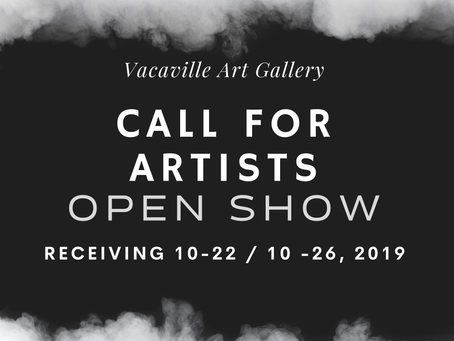 CALL FOR ARTISTS - Open Show