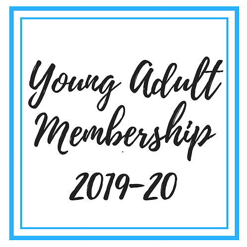 Young Adult Membership 2019-20