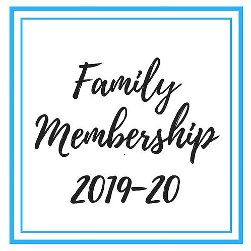 Family Membership 2019-20