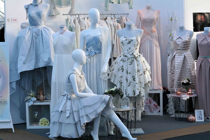 The Wedding Show by Gala in Leipzig und THE GALEROBE by Denny Rauner