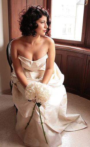 Maßgeschneiderte Brautkleider von THE GALEROBE