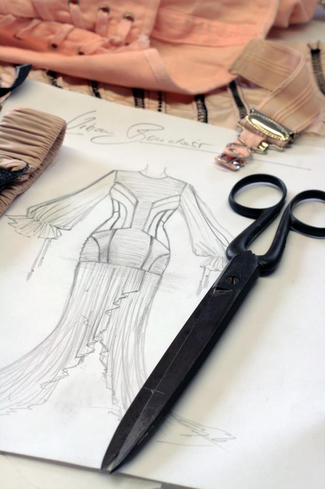 Couture Abendkleider für den Leipziger Opernball