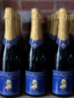 Horatio 2015 -English Sparkling Wine