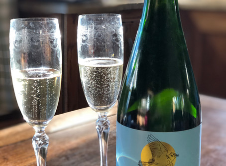 Skylark sparkling wine now available - order on line for delivery in time for Christmas