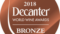 Decanter World Wine award for Horatio 2015 Blanc de Blancs