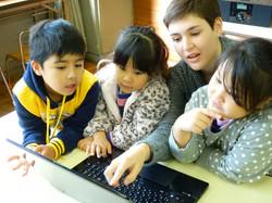 国際子ども学校(ELCC)