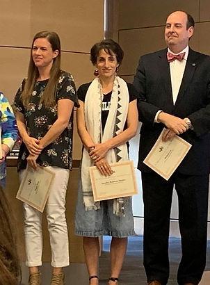 Jennifer Volunteer of the Year