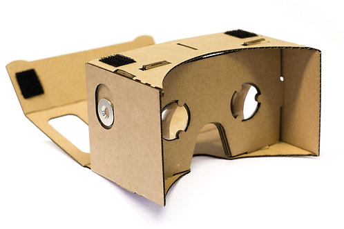 Google Cardboard - The Little Garager VR Kit