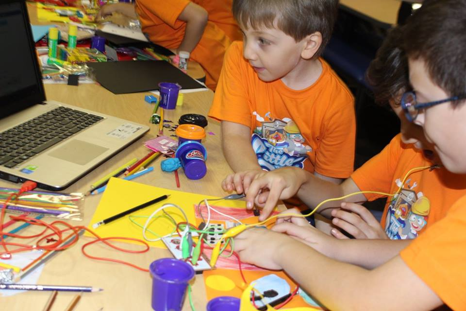 The Electrical Painting Workshop