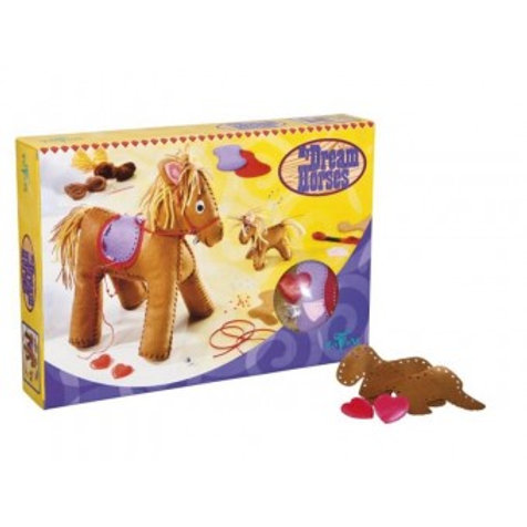 My Dream Horses - Stuffing & Sewing Kit
