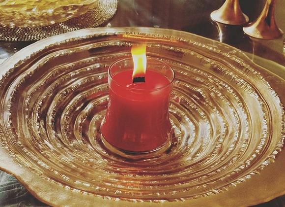 Drama Candle
