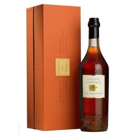 Cognac Tesseron XO Exception Lot n°29