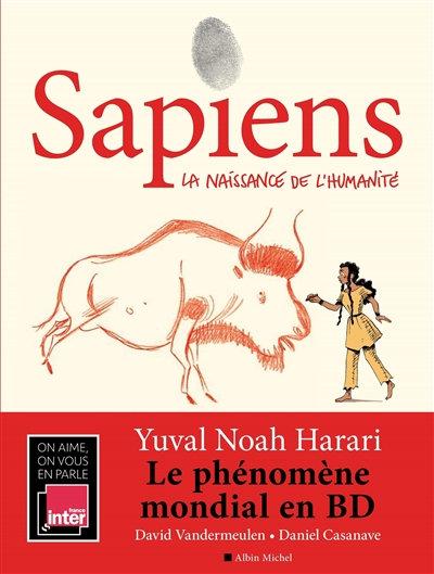 Sapiens, vol. 1, La naissance de l'humanité - Yuval Noah Harari