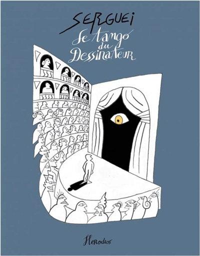 Le tango du dessinateur - Sergueï