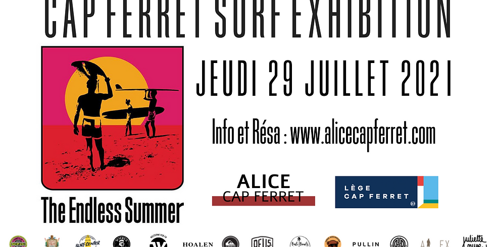 CAP FERRET SURF EXHIBITION