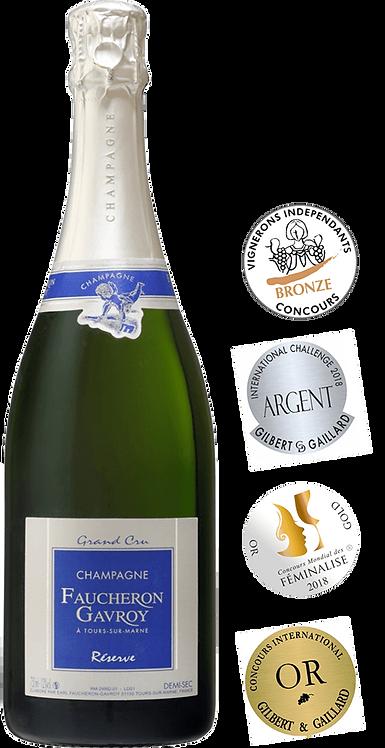 Champagne Faucheron Gavroy Brut Grand Cru