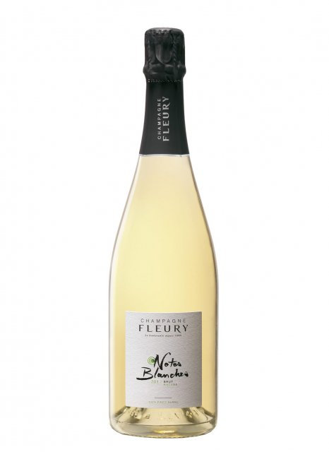 Champagne Fleury Notes Blanches - Brut