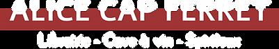 Logo - Alice Cap Ferret