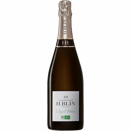"""Champagne H. Blin """"Esprit Nature"""" Blanc de Blancs - Extra Brut"""