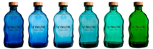 "Vodka ""Le Philtre"" - Beigbeder"