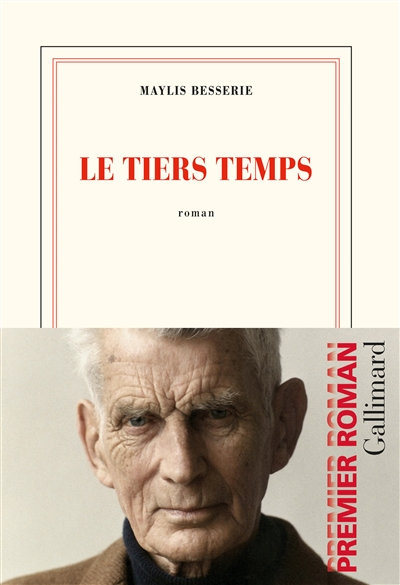 Le Tiers Temps - Maylis Besserie