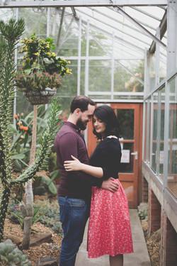 Engagement photoshoot swansea