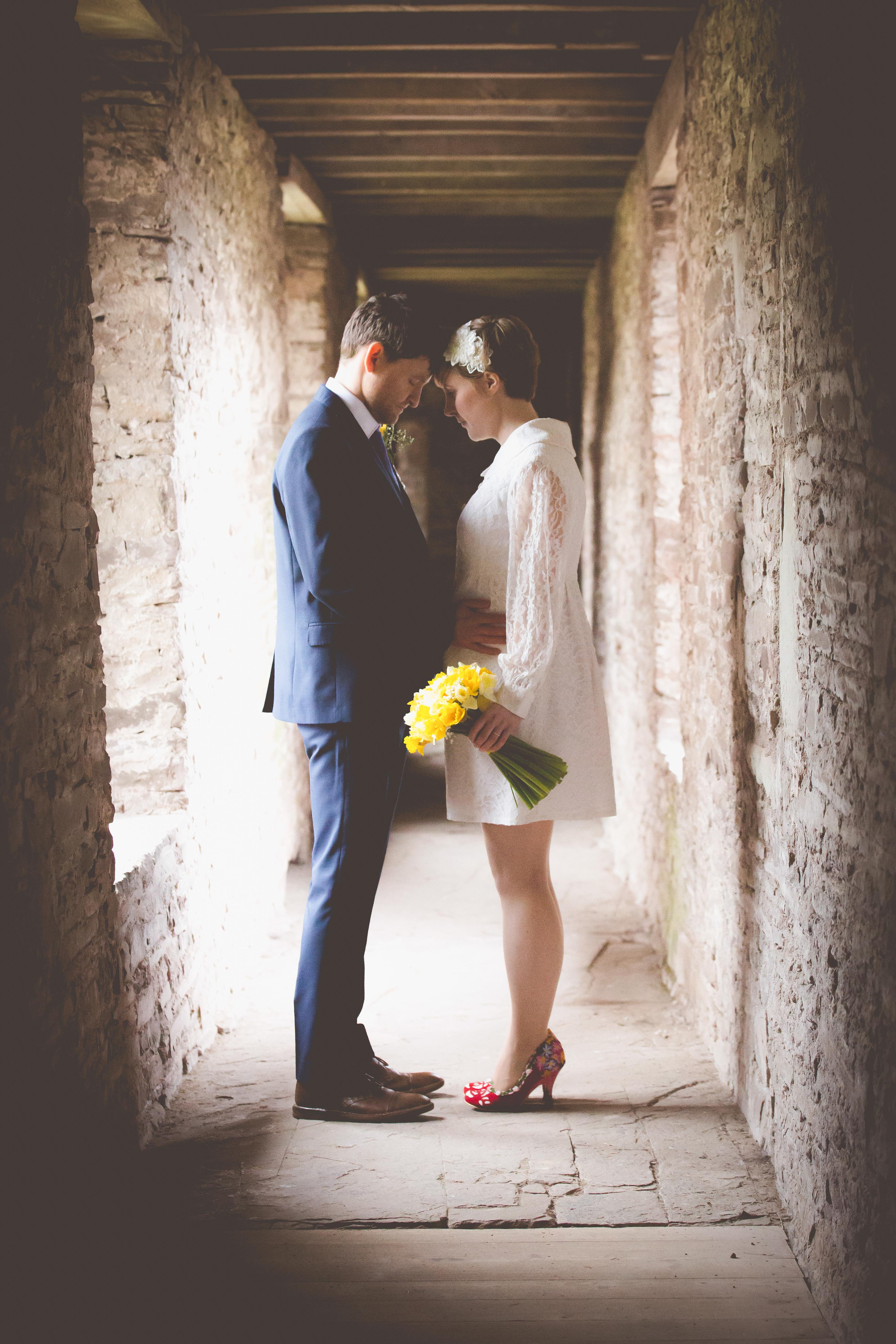 wedding tretower court