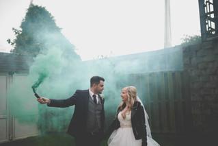 Jenny & Scott - Cardiff City Centre Wedding