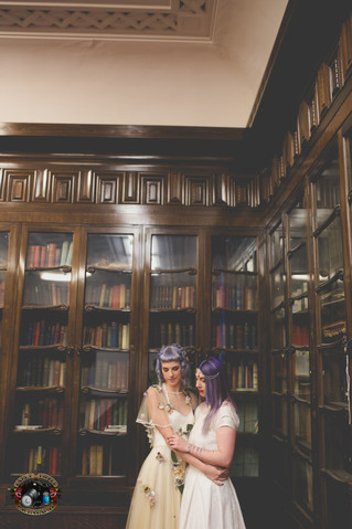 A styled shoot at Cardiff's new venue: The Temple of Peace
