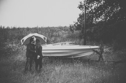 engagement canada lake and lodge