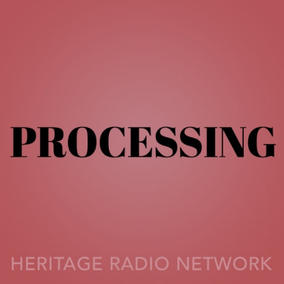Laura on the Processing Podcast