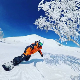 If your in Niseko Japan right now then c