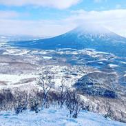 It is great to be back in Niseko Japan ?