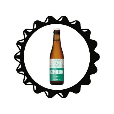 Gemboux Pils - Gemboulx Beer