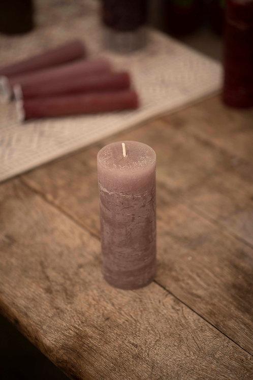 Handmade candle by Wackx / Plum